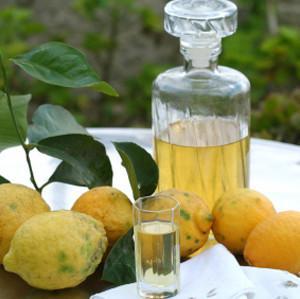 самогон на лимоне
