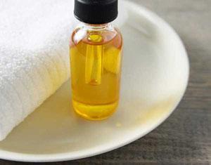 Настойка красного перца с маслом