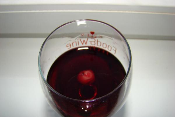 пряная вишневка