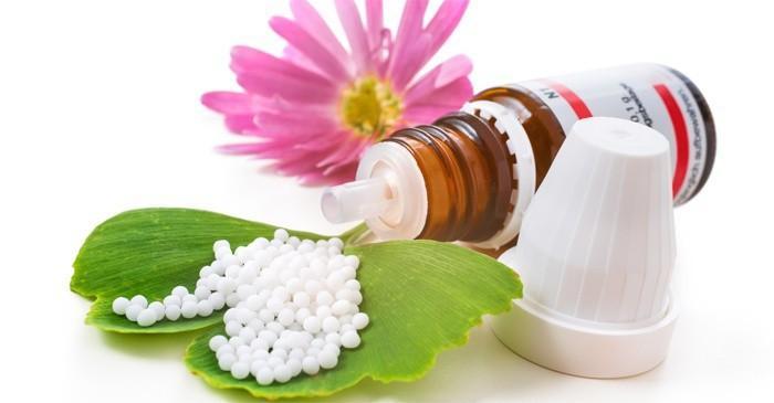 Гомеопатия из цветов