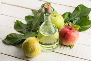 яблочный уксус мед и чеснок польза