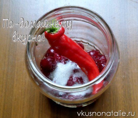 вишневая настойка на спирту рецепт
