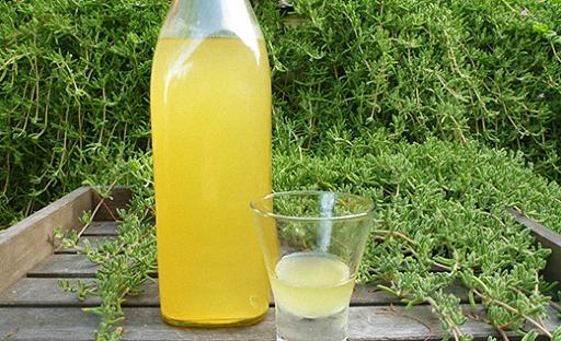 Домашний Лимончелло на водке