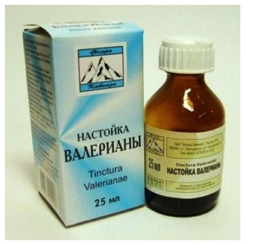 настойка-валерианы