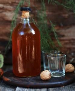 ореховая водка
