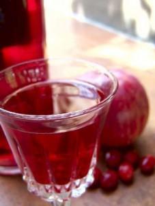 настойка ягод клюквы