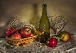 наливка из яблок без водки