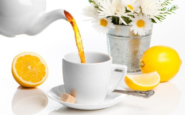 травяные чаи для очищения кишечника