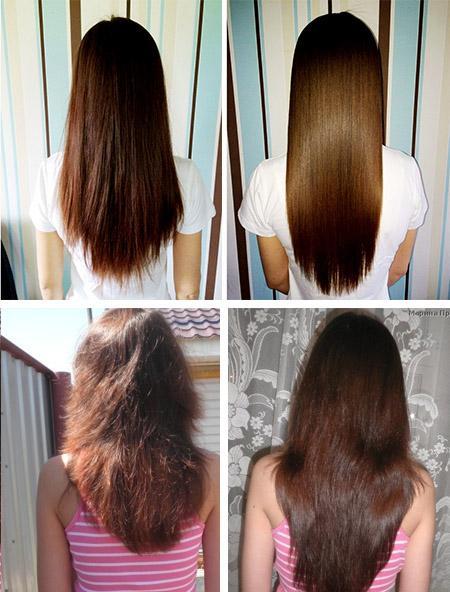 Польза настоек для волос