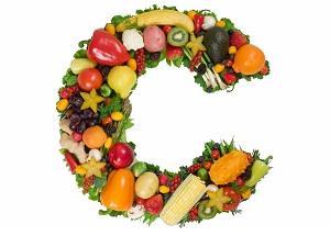 Высокое содержание витамина С в орехах
