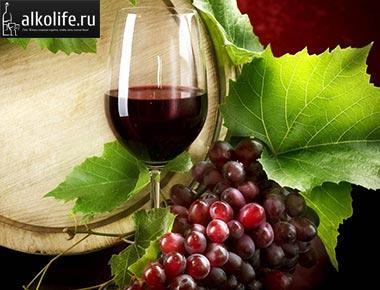 классическая наливка из винограда фото
