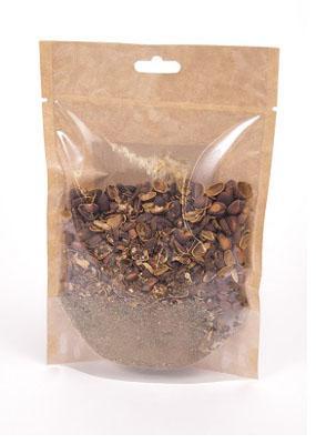 Набор для приготовления настойки на скорлупе кедровых орехов в домашних условиях