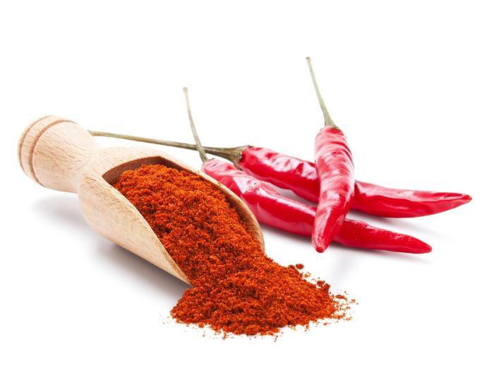 Чем полезен красный перец?