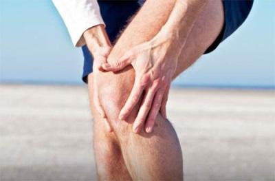 Коленный сустав ноги