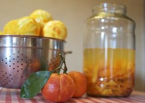 настойка из корок лимона и апельсина