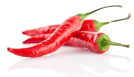 полезные свойства красного перца для волос