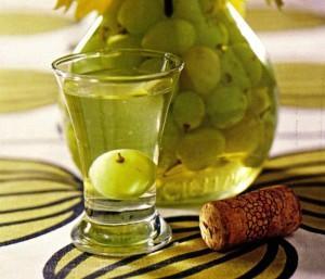 виноградная водка