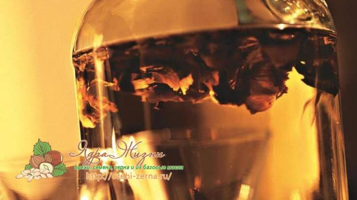 рецепт настойки из перегородок грецких орехов