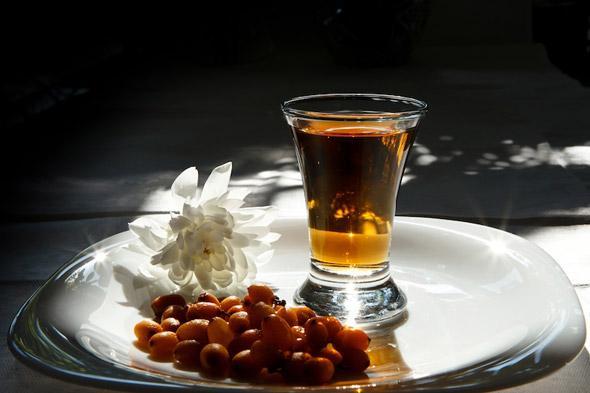 Домашние спиртовые настойки