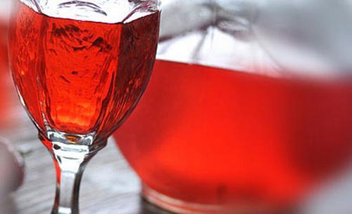 напиток из барбариса и мяты