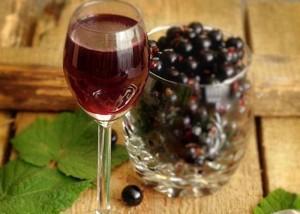 вино смородиновое