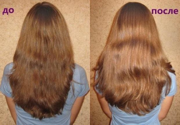 Осветление волос настойкой ромашки