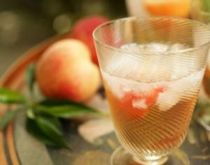 настойка на персике