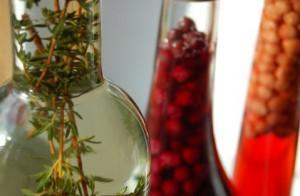 настойки на розмарине и вишне