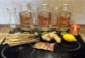 Рецепт для приготовления Зубровки золотой в домашних условиях