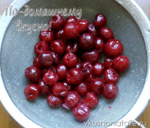 вишневая настойка на водке рецепт