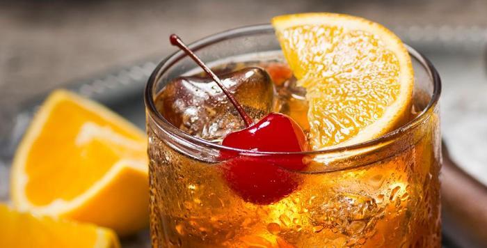 Настойка по домашнему рецепту из апельсинов и вишни